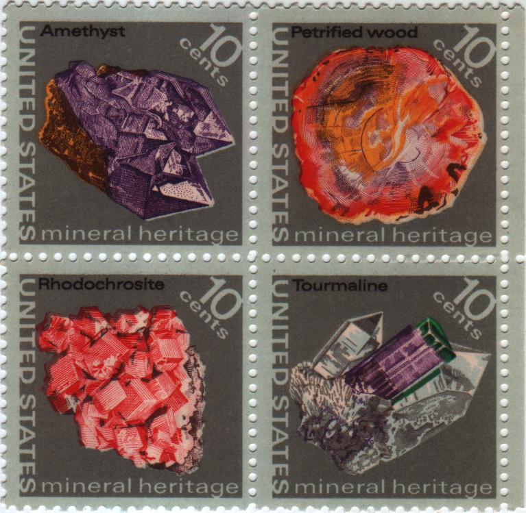 USA-Briefmarken
